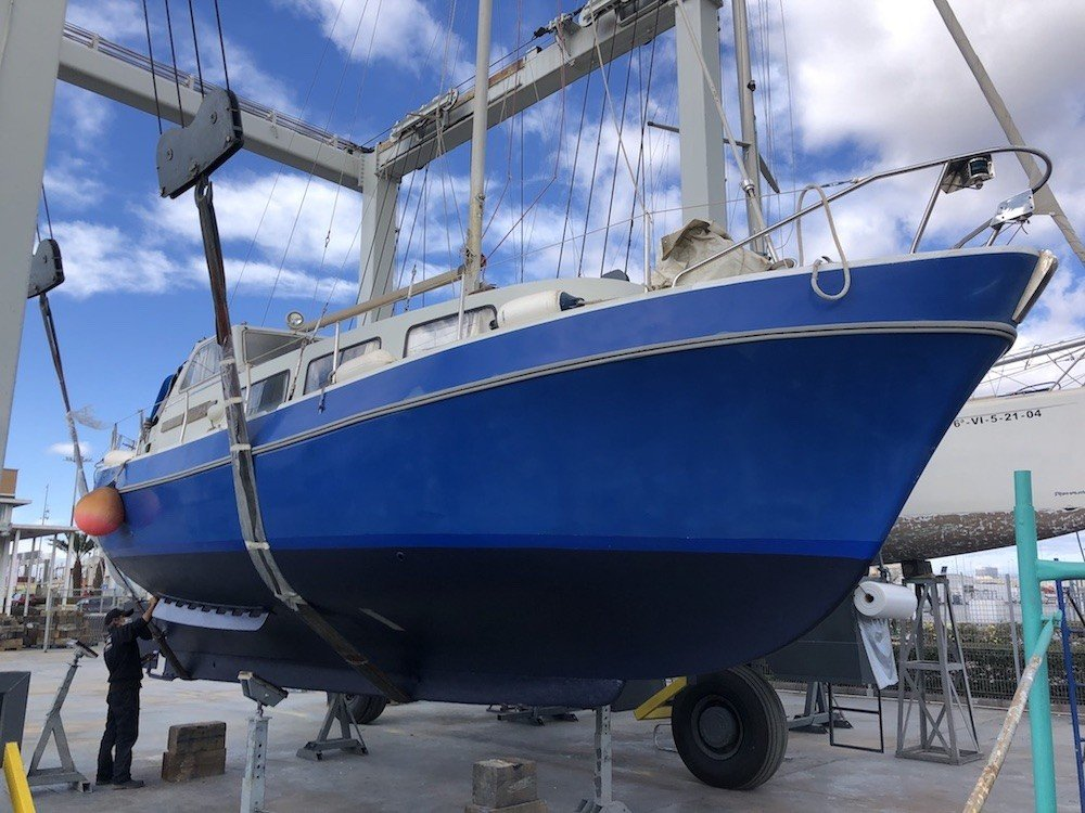 Fiskars Finnsailor 35 for sale Valencia