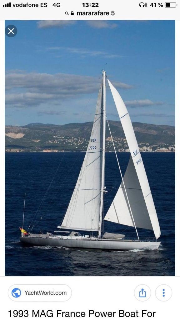 90 foot blue water yacht for sale
